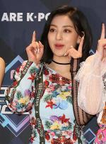 [국제포토] 트와이스 지효 '눈이 커서 더욱 상큼' (엠카운트다운)