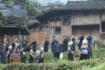 묘족 전통 축제 '자매절'…처녀총각 모여 사랑 고백