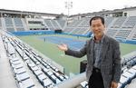 세계적 선수들 테니스 열전, 부산오픈 푸른 코트 달군다