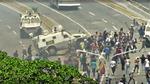 베네수엘라 쿠데타 시도…군사충돌 우려 속 인명 피해