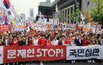한국당 PK 당협위원장, 패스트트랙 투쟁 주도
