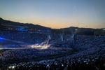 방탄소년단 미국 공연에 팬 6만여 명 한국어로 떼창