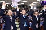 '86그룹 대표주자' 이인영, 민주당 원내사령탑 꿰찼다