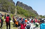 무등산 올해 첫 정상 개방…1만여 명 봄 정취 만끽