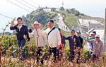 부산농협 임직원 1000명, ATC 성공적 개최 기원 갈맷길 2코스 등 걷기대회