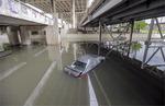 폭우에 잠긴 미국 뉴올리언스