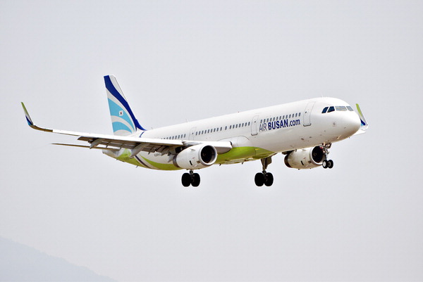 에어부산, 새 항공기 'A321' 도입