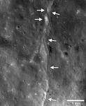 달에서 찾은 지진 흔적