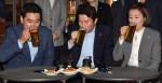 여야 3당 원내대표 맥주 회동하며 국회 정상화 논의