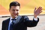 우크라이나 젤렌스키 대통령, 취임식 직후 '의회 해산' 선포