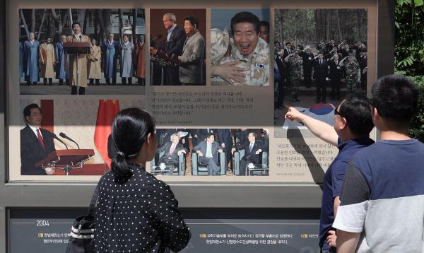 """내일 """"노무현 10주기"""" 추도식에 여권 핵심 총집결…황교안 불참"""
