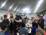 부산 중구 부평동 자유총연맹 여성회,이웃돕기 성금 마련 일일호프 개최