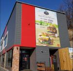 구미 옥계동 맥도날드 화재 '2층 건물 전소'