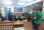 부산진구 연지동 새마을지도자, 결연경로당 점심 대접