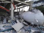 강릉과학단지 수소탱크 폭발, 2명 사망·4명 부상·1명 매몰