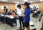 건협 부산검진센터, 국민연금공단 북부산지사 건강캠페인 실시