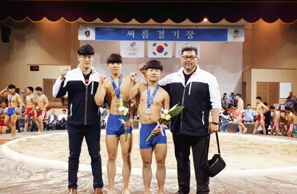 수영 김승현·김윤희 다관왕…부산 소년체전 金 25개