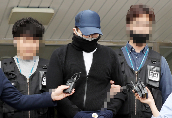 """""""변종대마 상습 흡연"""" 현대가 3세 첫 재판서 혐의 인정"""