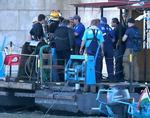 다뉴브강에 잠수부 4명 투입…수중 수색 가능성 테스트