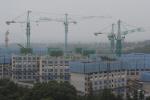 타워크레인노조 파업 돌입…2500대 멈춘 건설현장 '초비상'