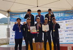 한국해양대 해양체육학과, 전국조정대회 2년 연속 우승