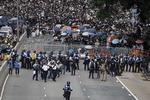 홍콩 제2의 우산 혁명?…범죄인 인도 반대 시위 확산