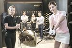 명품 골프 브랜드 '마제스티프라자' 부산매장 재단장 오픈