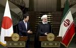 """아베 중동갈등 중재 나섰지만…이란 """"미국 제재부터 풀어야"""""""