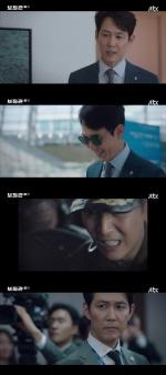드라마 '보좌관' 이정재, 독보적 존재감+미친 연기력 → 거침없는 질주
