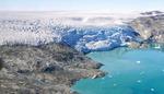 그린란드, 하루 새 20억t 얼음 녹았다