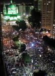 브라질서 연금개혁 반대 대규모 집회