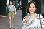 [국제포토] 박보영 '그녀는 청순 덩어리' (어비스 종방연)