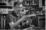 작가 홍철순(경남정보대학교 산업디자인계열 교수) 일본에서 작품전시회 열어