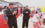 """시진핑 """"북한 안보 우려, 한반도 비핵화 돕겠다"""""""