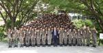 동아대 학군단, '2019년 하계 전투지휘자 훈련' 출정식 개최