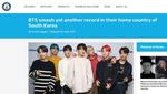 BTS, 한국 최다 음반 판매…김건모 제치고 기네스 등재