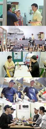 '백종원의 골목식당' 백종원, 칼국수집 리모델링 위해 현장 진두지휘
