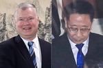 비건의 북핵 협상 파트너 '대미통' 김명길 내정된 듯