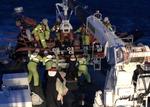 통영 해상서 어선 전복…1명 사망 5명 구조