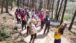 [사회복지관 지역맞춤 사업] 복지관이 가꾼 숲, 어르신들 힐링공간으로 활용