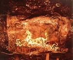 순록뿔 닮은 금관, 고깔 쓴 인물상…신라왕족은 유목기마족 후예였나
