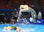 광주세계수영선수권 12일 개막…한국 아쿠아틱 스위밍 '칼군무' 걸그룹 뺨치네