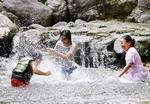 [바캉스 특집-김해시] 대청·장척계곡서 물놀이, 가야문화 체험까지…신선놀음 따로 없네