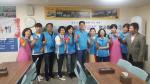 밝은사회태종대클럽·강남소리원, 어르신들을 위한 봉사활동
