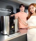 세계 첫 수제맥주 제조기 'LG 홈브루' 가격은 400만 원