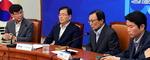 문 대통령·5당 대표, 일본 보복 대응 집중 논의