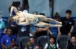다이빙 우하람, 3m 스프링 올림픽 티켓 땄다