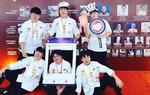 와이즈유, 말레이 세계요리대회 메달 10개 획득