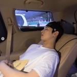 '신입사관 구해령' 첫 방, 차은우 인증샷... '상투를 틀어도 완벽한 외모'