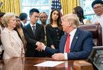 """트럼프, 유색의원 겨냥 """"그들은 미국 증오"""""""